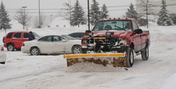 Commercial Snow Removal Services Minneapolis